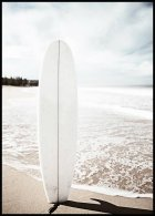 Surfboard Poster