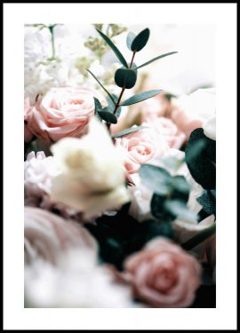 Flower Bouquet II Poster