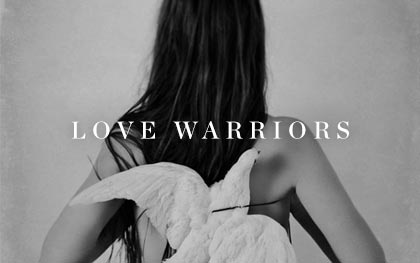 Love Warriors posters och tavlor